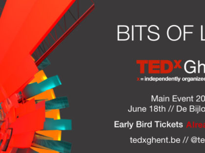 18/6: TEDxGhent #6 | Bits of Love
