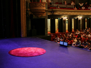 And the next three speakers at TEDxGhent #5 are…