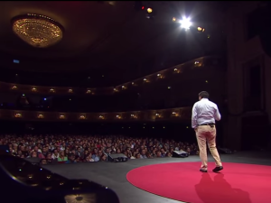 What's your favorite TED(x) talk?