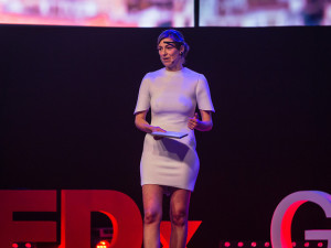 The making of a TEDxGhent talk – the story of Martine-Nicole Rojina