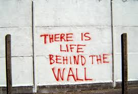 8/12:Don't be another brick in the wall