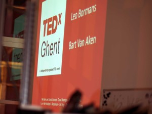 This was our TEDxGhent September Network Event
