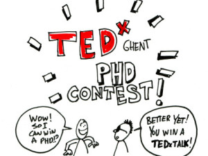 Is your PhD worth a TEDtalk?