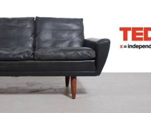 TEDxGhentSalon: not for couch potatoes