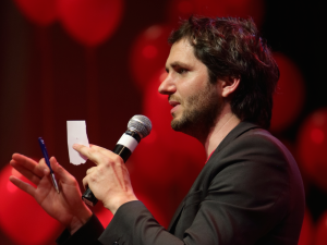 Has TEDxGhent left a mark on Lieven Scheire?