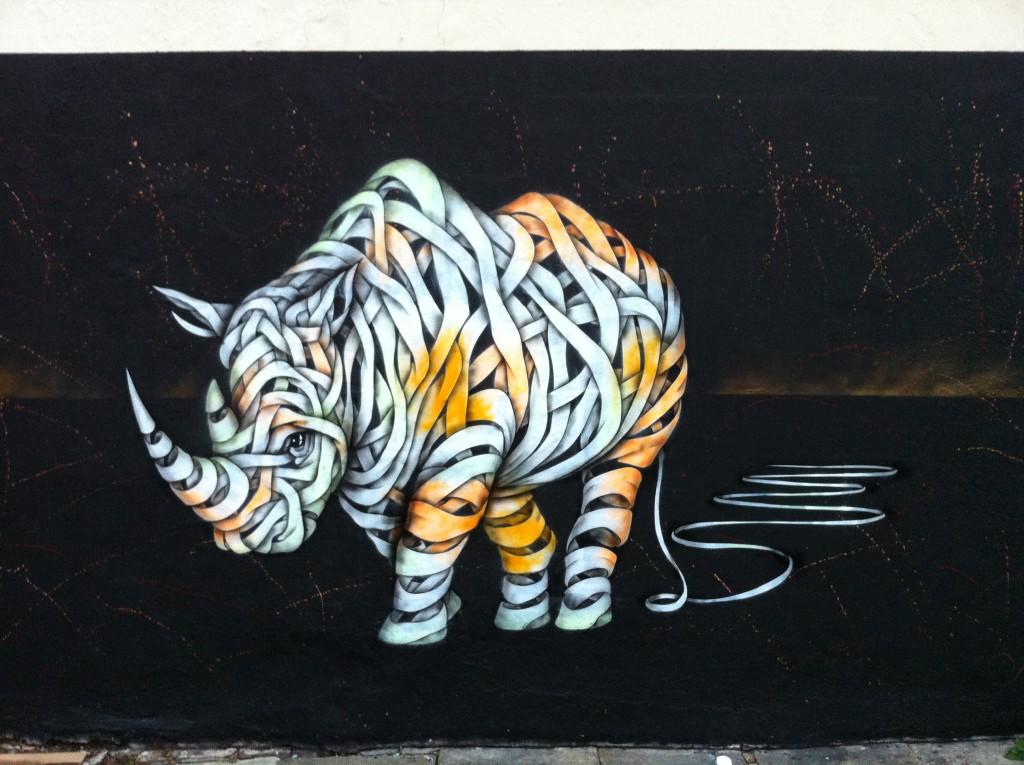 memory street art