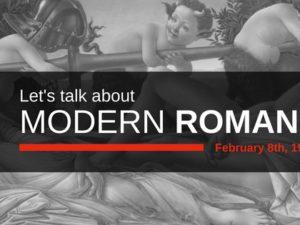 TEDxGhentSalon: Modern Romance